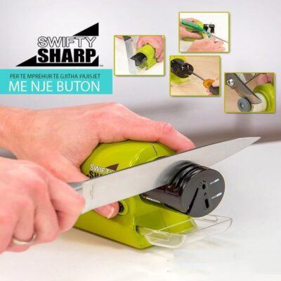 Mprehese thikash per kuzhinen best knife sharpener