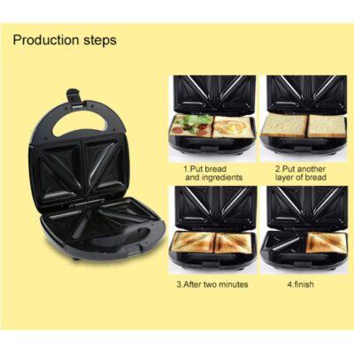 haeger sandwich maker blerje online ibuy al