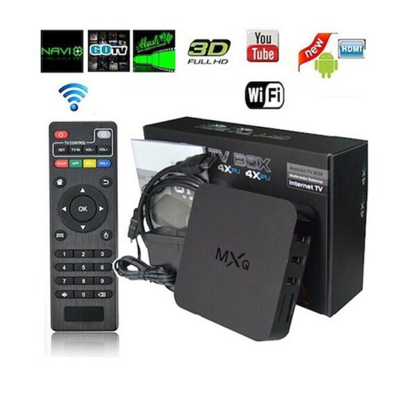 Android TV Box MXQ PRO