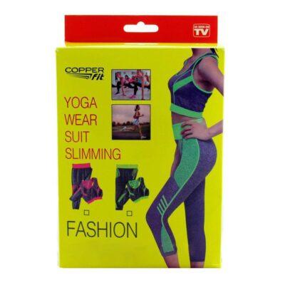 Kostum Sportiv per yoga