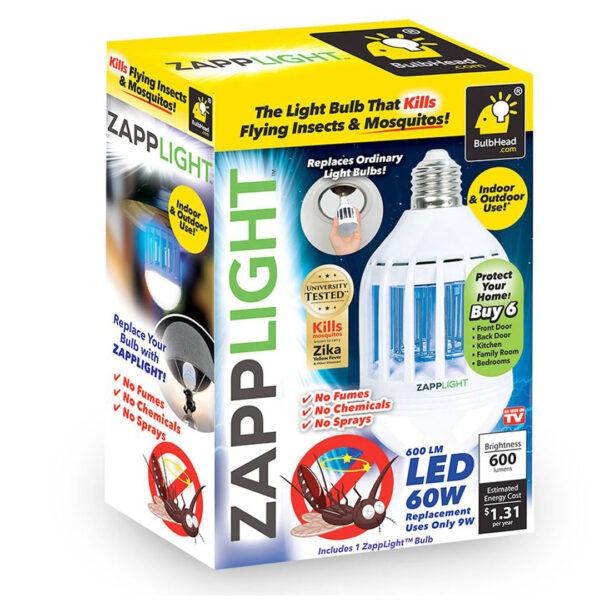 llamp kunder insekteve zapp light