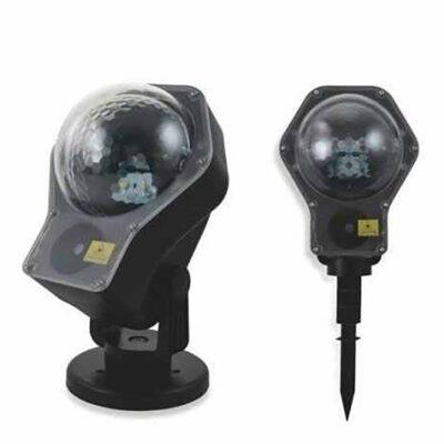 Projektor me lazer dhe drita LED