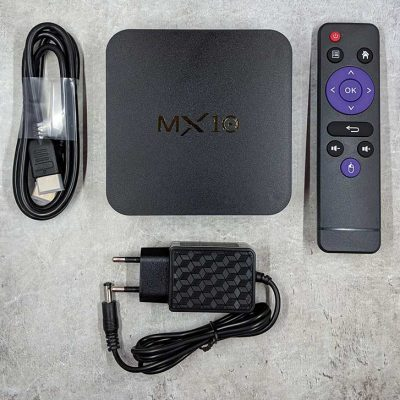 Android TV Box Mx10