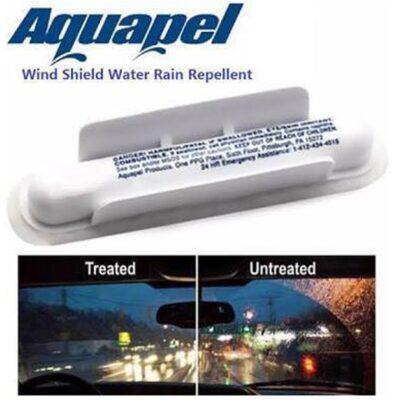 Solucion per trajtimin e xhamave te makines Aquapel