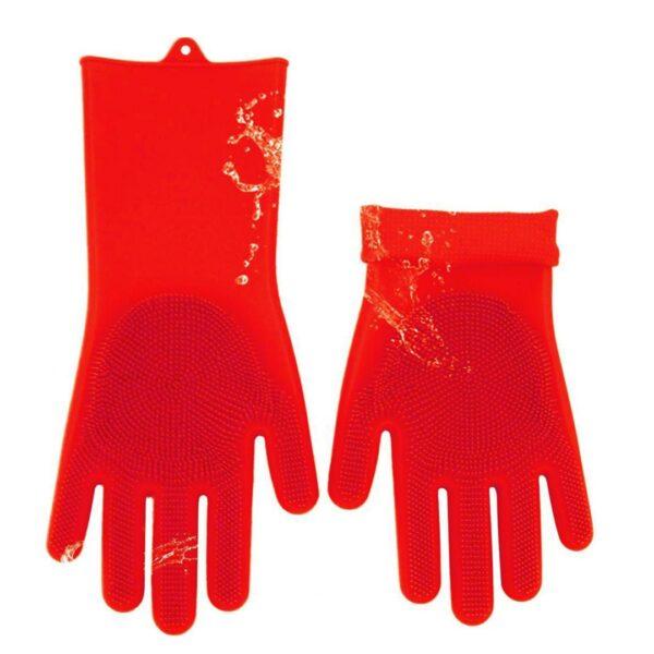 Doreza Silikoni rezistenteSilicone gloves