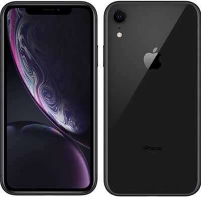 iPhone XR black ne shitje full specs