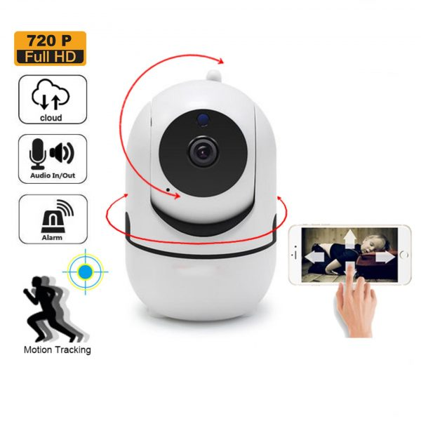 kamera vezhgimi universale me wifi pamje 360 grade night vision infrared