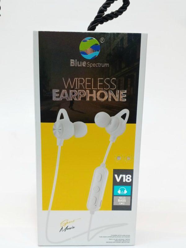 kufje me wireless