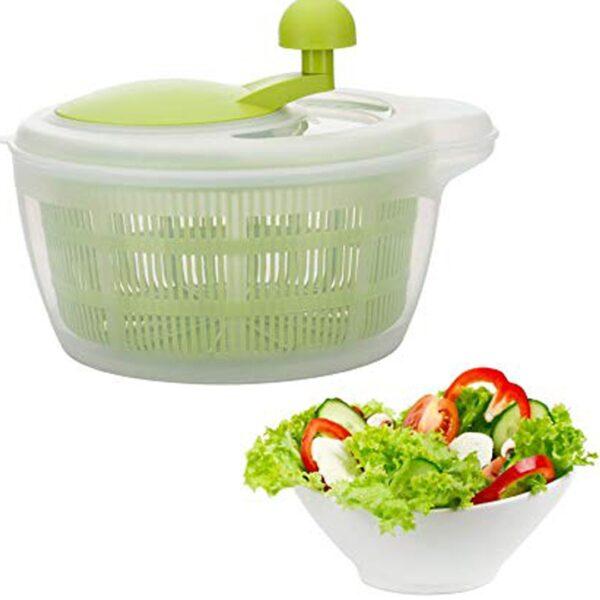 Kullonjese perimesh per sallate - Salad Spinner Produkt Online ne Ibuy.al