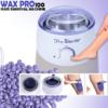 set depilimi makine per depilim me dyll pro wax 100 shkopinj