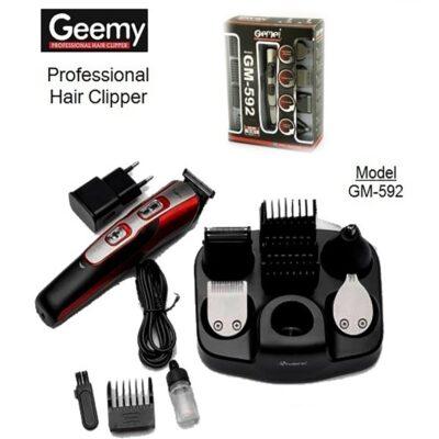 Makine rroje Geemy Makin per meshkuj profesionale