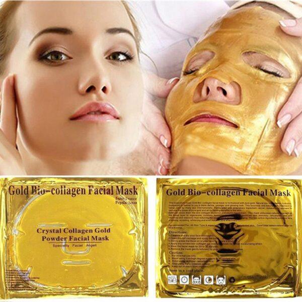 maske per fytyren me kolagjen