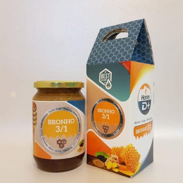 Mjalt honey D+