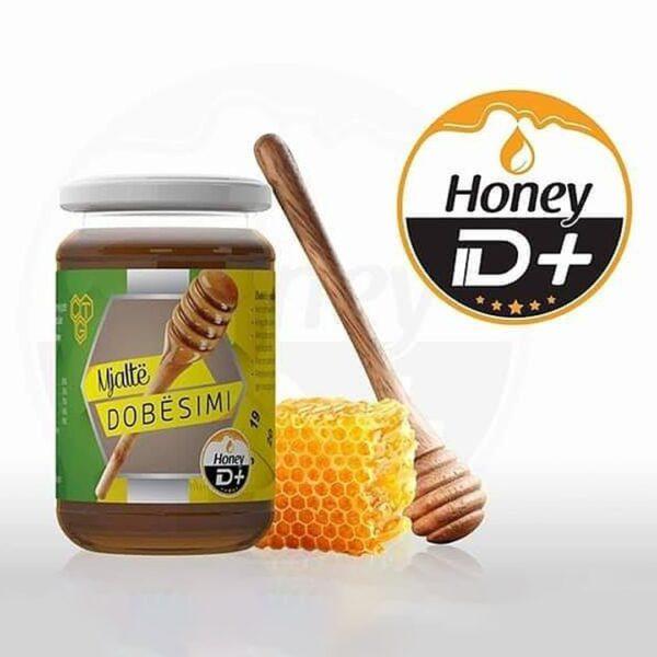 mjalte dobesimi honey D+