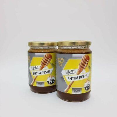 mjalt per shtim ne peshe ibuy al