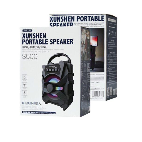 Boks me bluetooth Portable Speaker