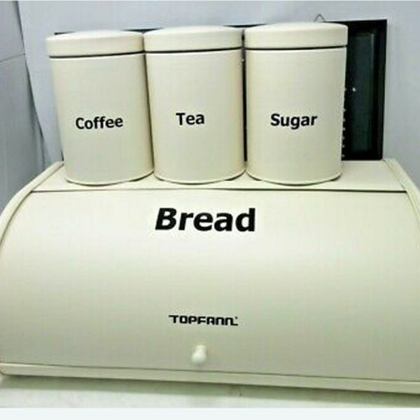 Mbajtese buke, kafe, caji dhe sheqeri