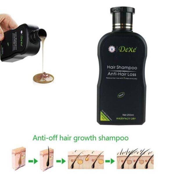 shampo per floke te shendetshem te plote