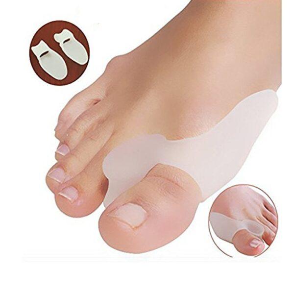 Silikon Ortopedik per gishtin e kembes