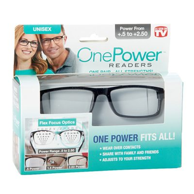 Syze universale one power readers