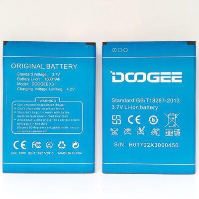 bateri doogee X3