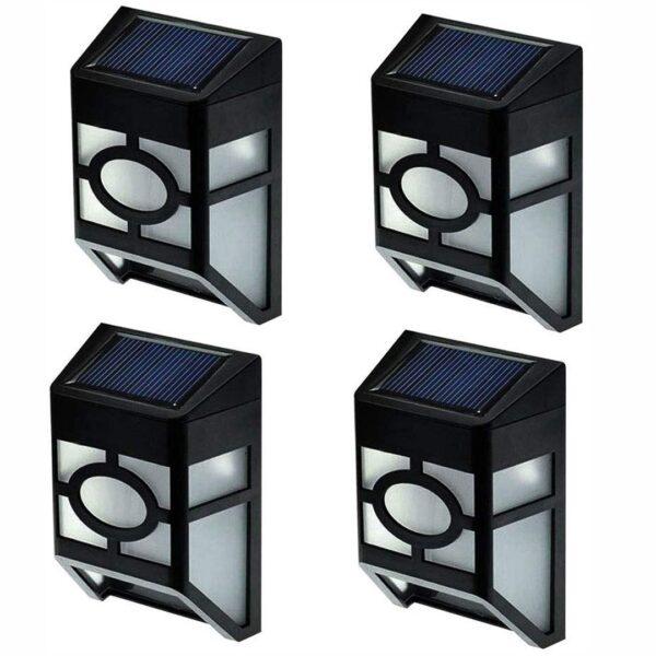 llampe me solar dhe sensor