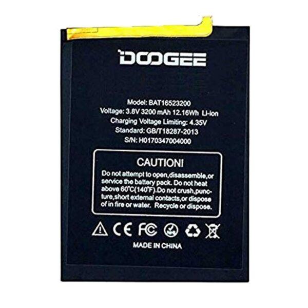 bateri doogee Y6