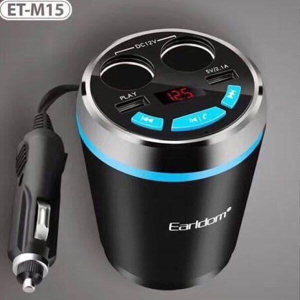 karikues makine me bluetooth Car charger Mp3 player
