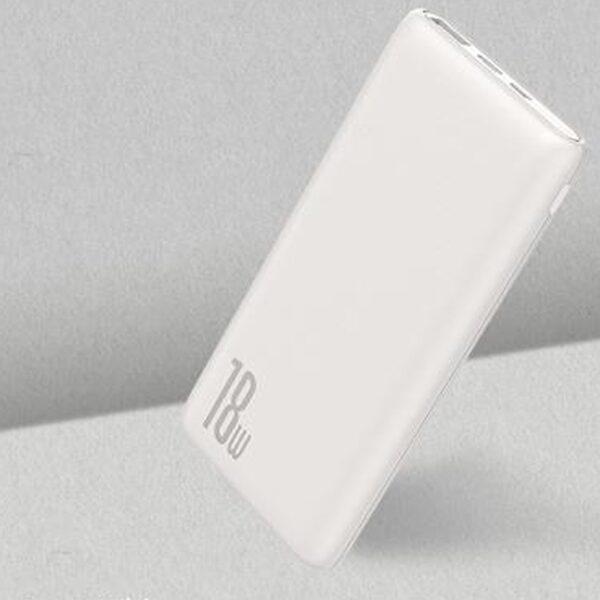 external battery white