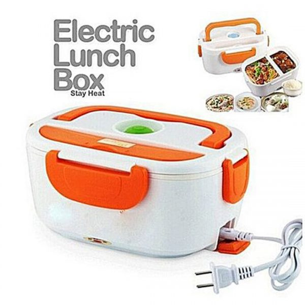 kuti ushqimi elektrike metalike lunch box
