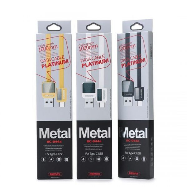 Kabell USB Remax - Platinium Type C - Micro