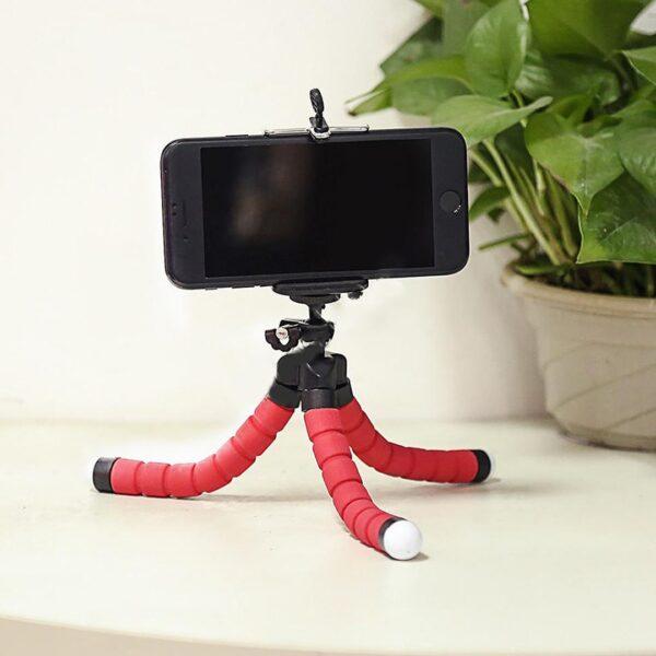 Tripod Portativ per kamera dhe telefon   Selfie Stick