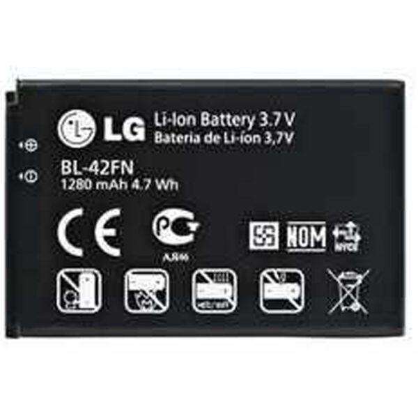 bateri LG P 350