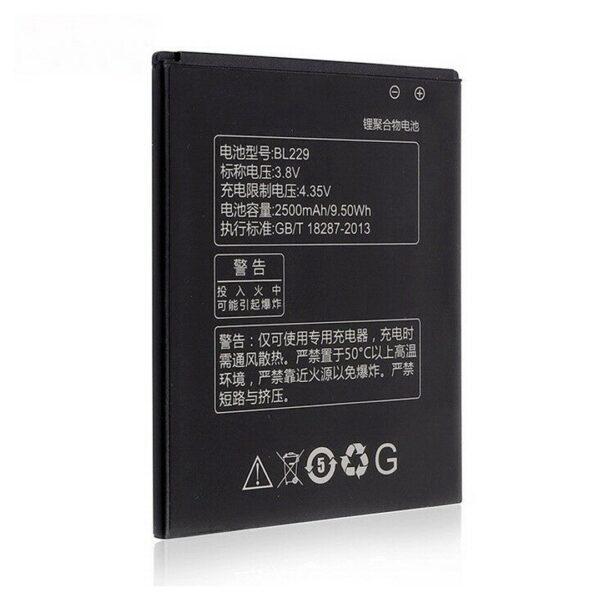 bateri Lenovo BL229
