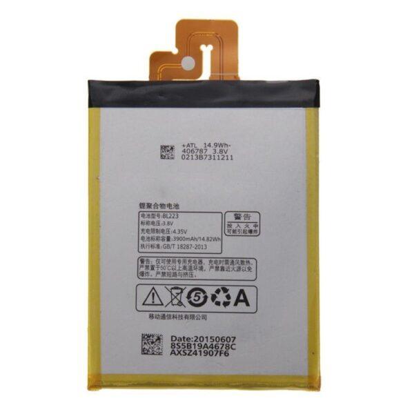 bateri lenovo Vibe Z2