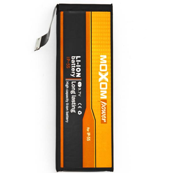 bateri moxom iphone 5s