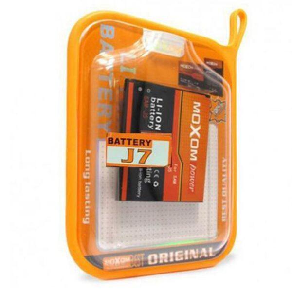 bateri origjinale moxom samsung J7