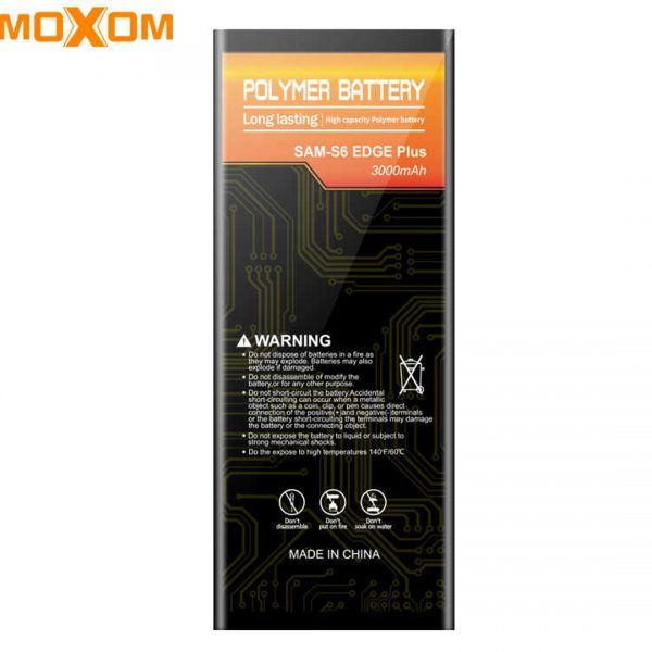 samsung-S6 edge plus moxom battery