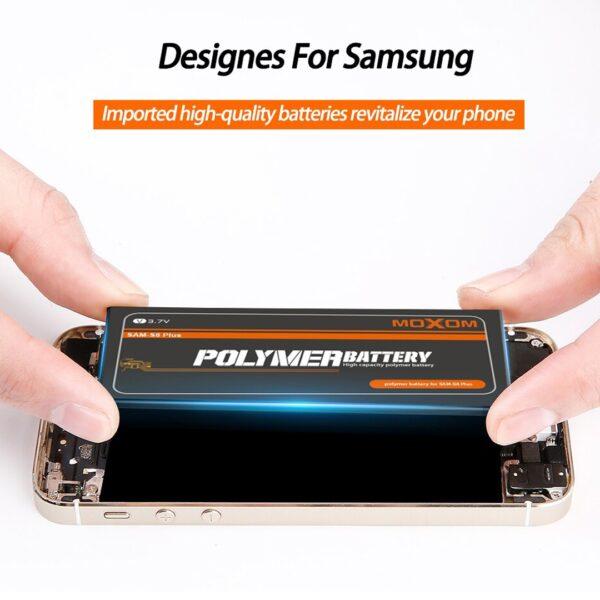bateri moxom samsung S8 plus