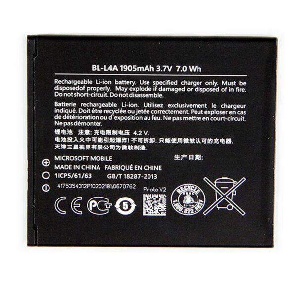 nokia lumia 830/835 battery