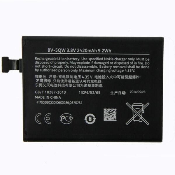 nokia lumia 930 battery