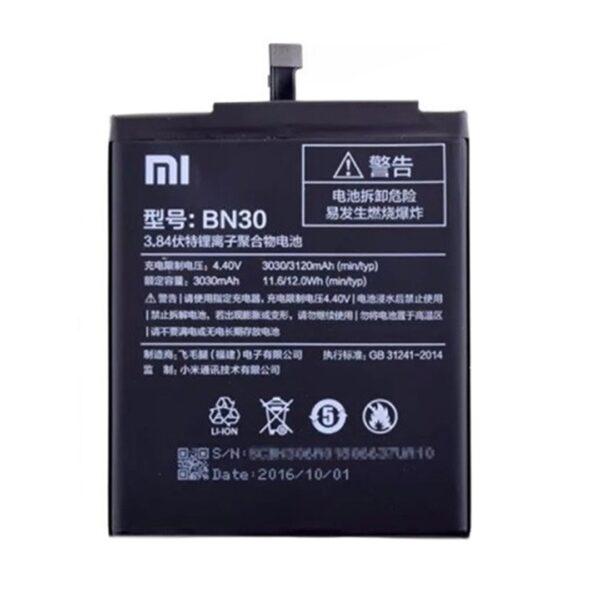 redmi 4 A battery