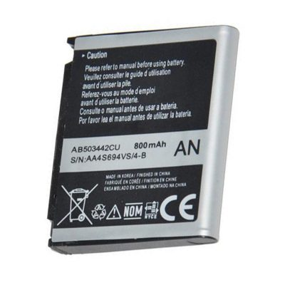 Samsung D 900 Battery