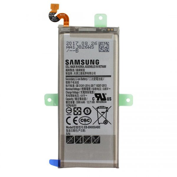 Samsung Galaxy Note 8 Battery