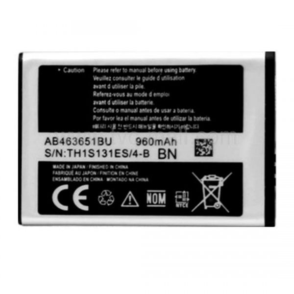 Samsung S3650/ L 700 battery