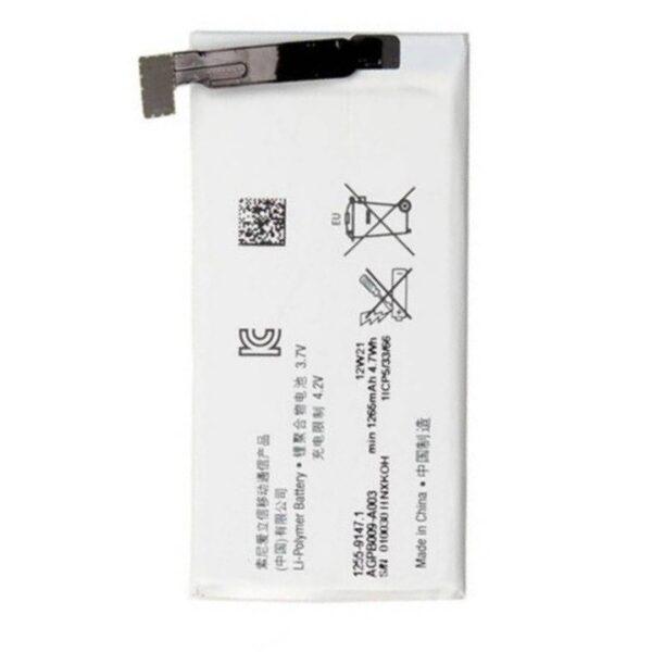 Sony ST27 Xperia Go Battery