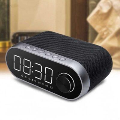 Boks me bluetooth Remax dhe ore me alarm