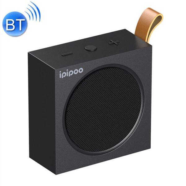 Boks muzike me bluetooth portativ Ipipoo | Black