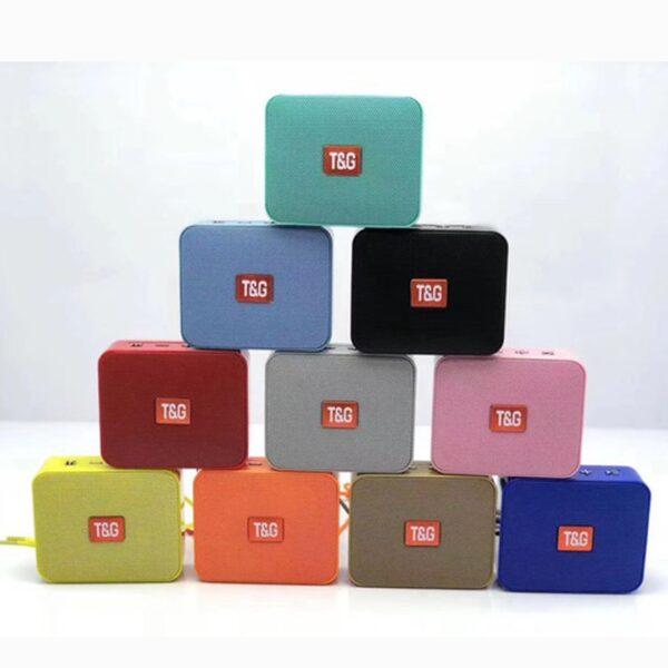 Mini bokse me bluetooth T&G | Portable Music Speaker