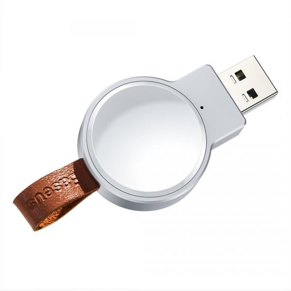 Mini Karikues Wireless per iP Watch   Baseus Dotter